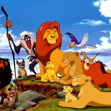 Backup Disney DVDs & Blu-ray Discs The Lion King without quality loss