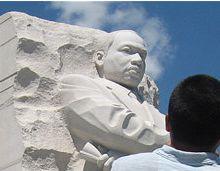 """El """"sueño"""" de Martin Luther King sigue inspirando a los latinos"""