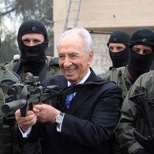 L'autre héritage, plus sombre, de Shimon Peres (Haggai Matar)