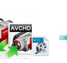 Importing MTS(m2ts) AVCHD files to Pinnacle Studio 17/16/15/14 for editing smoothly