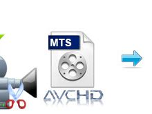 Transcode/Import 1080/50Mbps AVCHD to MPEG-2/WMV for Adobe Premiere Pro