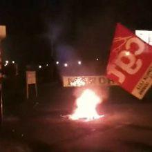 Les militants de la ville de Lille-Hellemmes-Lomme dans l'action