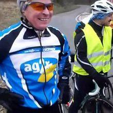 entrainement vélo dimanche 7 janvier 2012