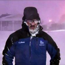 le météorologue fou de joie !