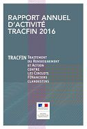 Rapport Tracfin 2016 du 19/0/2017