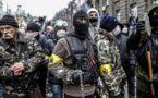 """UKRAINE : Quand CANAL + découvre les NÉO-NAZIS du putsch """" EuroMaïdan """" -"""