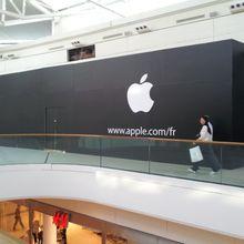 Actu insolite : Spectaculaire tentative de cambriolage dans un Apple Store de Seine-et-Marne