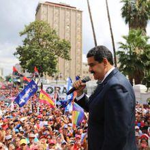 Passage progressif à la contre offensive chaviste au Venezuela