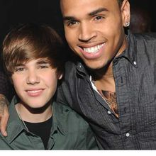 Justin Bieber : un titre avec Chris Brown