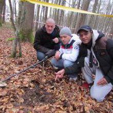 Une grenade découverte dans la forêt de La Loupe