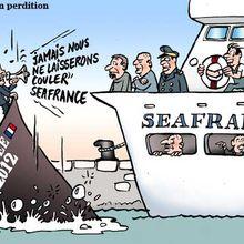 La Scop de SeaFrance refuse de se saborder !