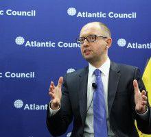 Ukraine : un premier ministre fantoche financé par l'Occident