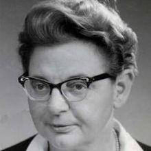 Madeleine Barot (1909-1995),protestant,femmes,
