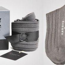 Le calze da uomo più costose del mondo? Quelle di Harrys of London