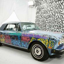 La Rolls-Royce d'Eric Cantona vendue pour la somme de 125.000€