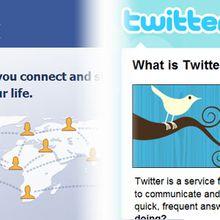 Internet: Les Français adoptent les réseaux sociaux