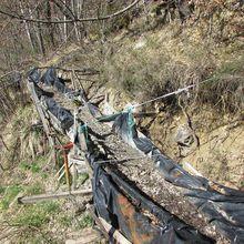 Blieux: Pour la conservation d'une pratique traditionnelle qu' est l'irrigation gravitaire