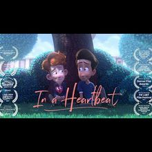 In a heartbeat court métrage gays d'animation