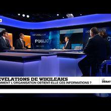 VIDEO/FRANCE 24 - Cybersécurité : les dernières révélations de WikiLeaks sur la CIA