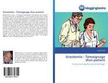 Livre : Urostomie - Témoignage d'un patient