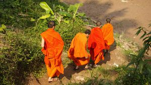 We stroll you scroll - Laos #2