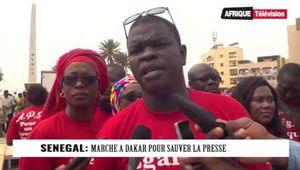 Afrique Télévision : Le Journal de 13h ( 04- 05- 2017 )