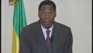 Bénin : Allocution de son Excellence Docteur Boni YAYI