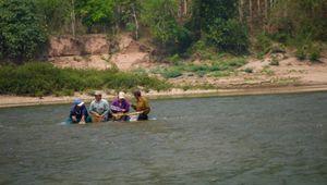 Laos : 3 jours dans les environs de Muang Ngoi