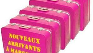 Consigne à bagages Gare St Charles