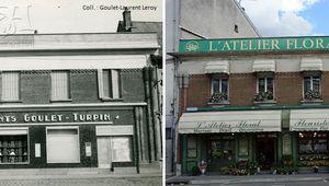 La Succursale 101 des Goulet-Turpin, rue Martin-Peller - 1930