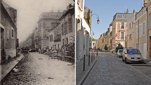 La rue Brûlée transformée en garde-meuble
