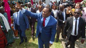 Abidjan:Affi N'Guessan defie Laurent a la tete du FPI