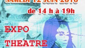Samedi 12 juin : le centre culturel s'expose !