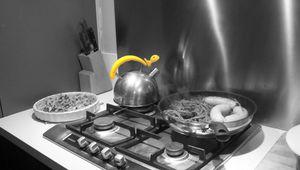 Laglésine cuisine...