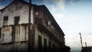 Ruines, délabrement