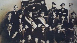Noir et blanc pour une photo : les étudiants ottomans en Suisse 1908