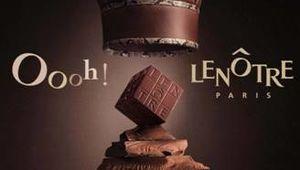 Ohhhh Lenôtre, toqué d'une 1ère campagne publicitaire