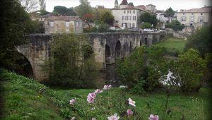 Le moulin fortifié de Henri IV à Barbaste dans le Lot et Garonne