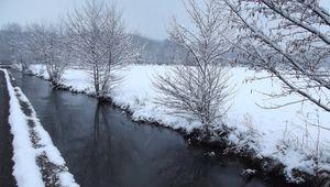 Au revoir l'hiver !