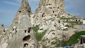 11 - En Cappadoce, Uçhisar et la vallée des pigeons
