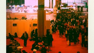Le Salon du livre Paris 2012