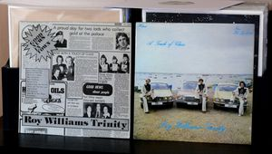 Roy Williams Trinity - A Touch of Class (1978) + Good News In Town (1979)