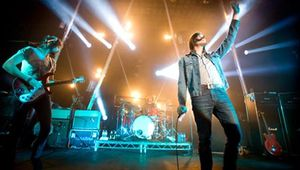 Kasabian - Live @ T in The Park Festival