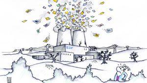 EDF, Areva et les milliards détruits en silence...