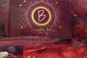Beautiful Box – Mars 2016
