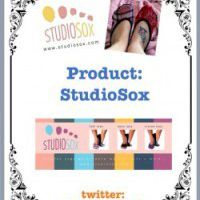 #StockingStuffer #StudioSox 💗 #BBlogger check them out! (via Who Rocks? StudioSox!)