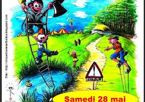 infos dernières minutes pour une initiation au cirque en plein air