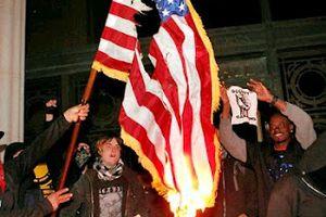 Même les américains en ont marre de l'amérique !