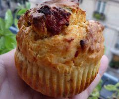 Muffins tomates ricotta
