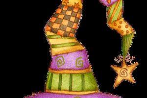 blabla et lanterne d'Halloween ...